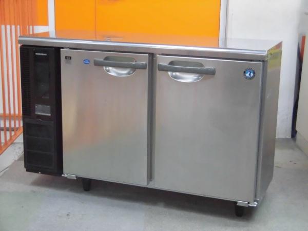 ホシザキ 冷凍冷蔵コールドテーブル RFT-120PTE1 2016 ¥105.000-