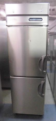 福島工業(フクシマ)業務用縦型2ドア冷凍庫URD-062FM6詳細画像2