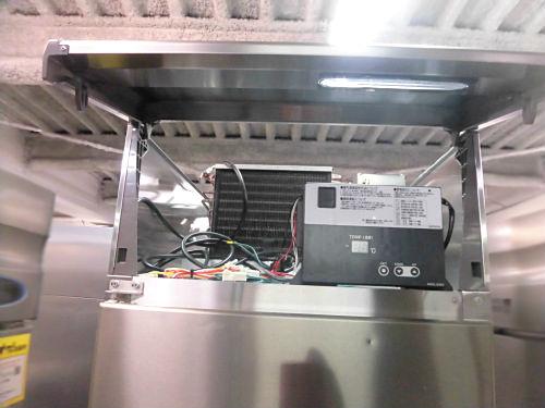 福島工業(フクシマ)業務用縦型2ドア冷凍庫URD-062FM6詳細画像4