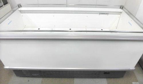 サンヨー平型オープン冷蔵ショーケースTEM-968SAL詳細画像2