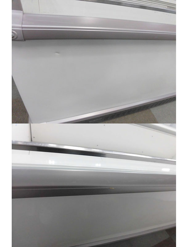 サンヨー平型オープン冷蔵ショーケースTEM-968SAL詳細画像3