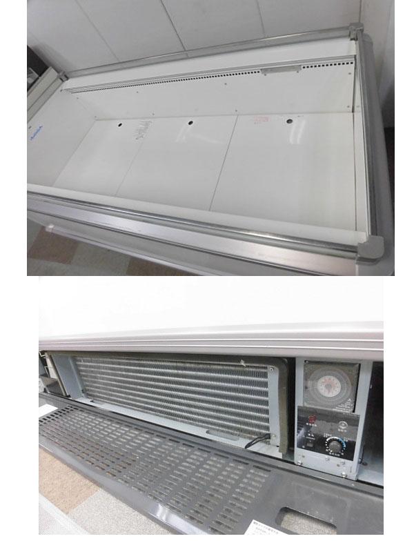 サンヨー平型オープン冷凍ショーケースTEM-968SAL詳細画像4