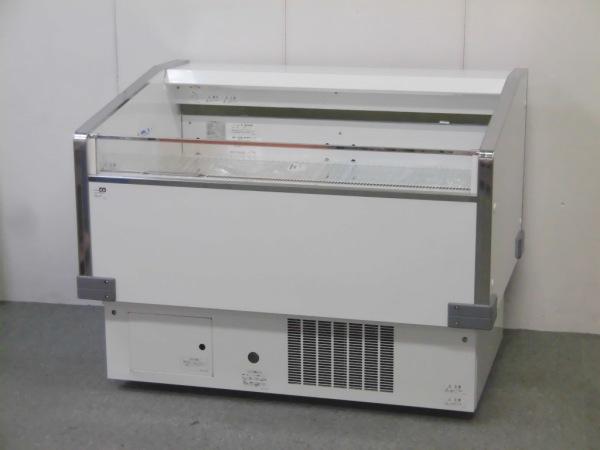 サンデン 平型オープン冷蔵ショーケース買取しました!