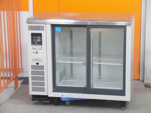 フクシマ テーブル型冷蔵ショーケース買取しました!