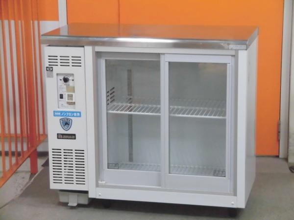 大和冷機 テーブル型冷蔵ショーケース買取しました!