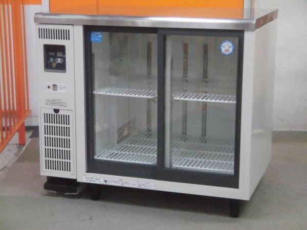 福島工業(フクシマ) テーブル型冷蔵ショーケース買取しました!