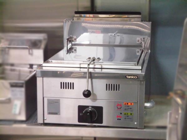 タニコー 卓上ガス餃子焼き器買取しました!