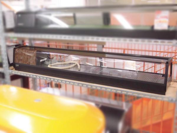 サンヨー 冷蔵ネタケース買取しました!