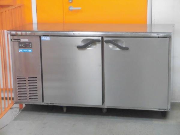 大和冷機 冷凍冷蔵コールドテーブル 5961S