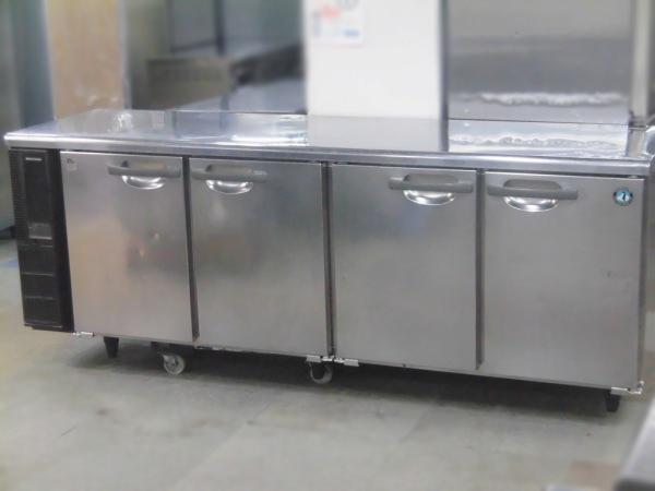 ホシザキ 冷蔵コールドテーブル RT-210PNE1