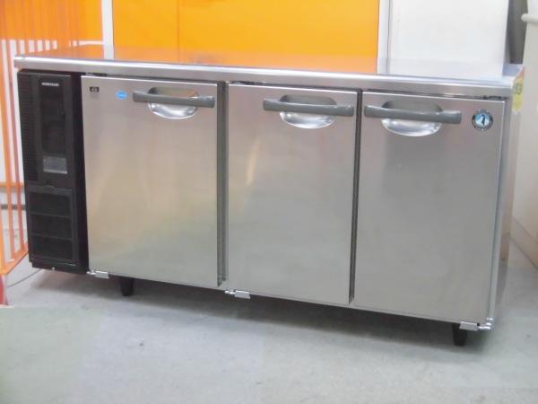 ホシザキ 冷凍冷蔵コールドテーブル RFT-150PTE1
