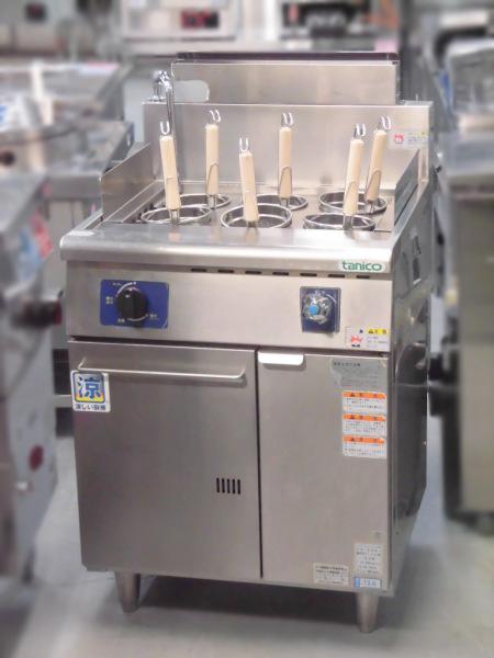 タニコー ガスゆで麺器 TU-60N