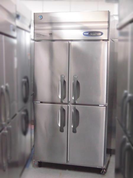 ホシザキ 業務用縦型4ドア冷蔵庫買取しました!