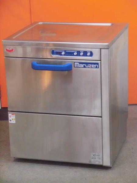 マルゼン 食器洗浄機・アンダーカウンター買取しました!