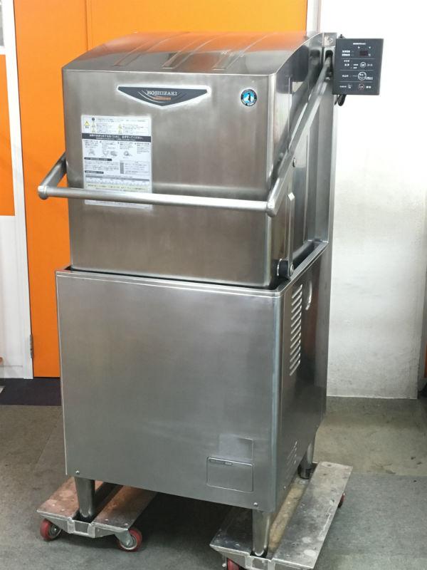 ホシザキ 食器洗浄機・ドアタイプ 買取しました!
