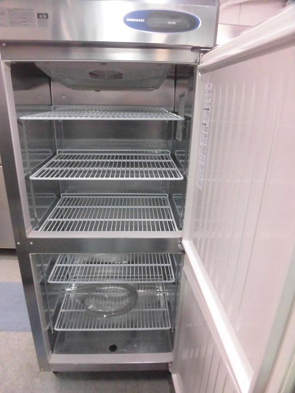 ホシザキ業務用縦型2ドア冷蔵庫HR-75LZT詳細画像3