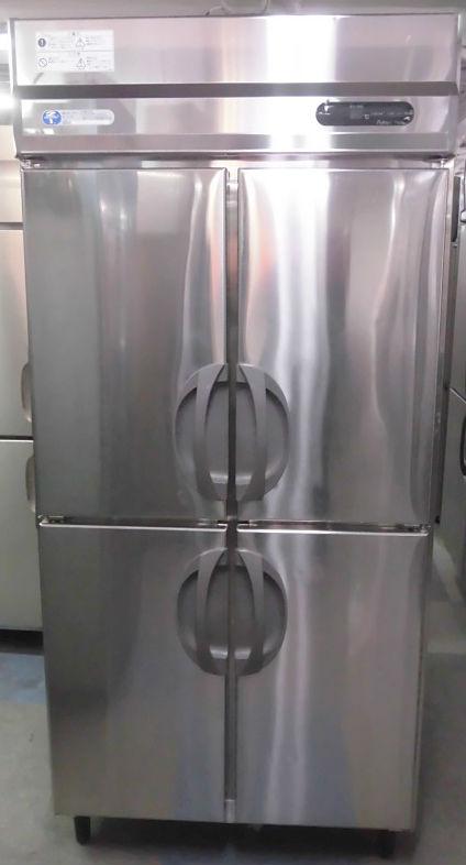 福島工業(フクシマ)業務用縦型4ドア冷蔵庫URD-30RMTA1詳細画像2