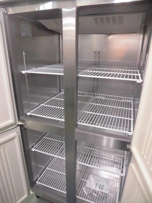 福島工業(フクシマ)業務用縦型4ドア冷蔵庫URD-30RMTA1詳細画像3