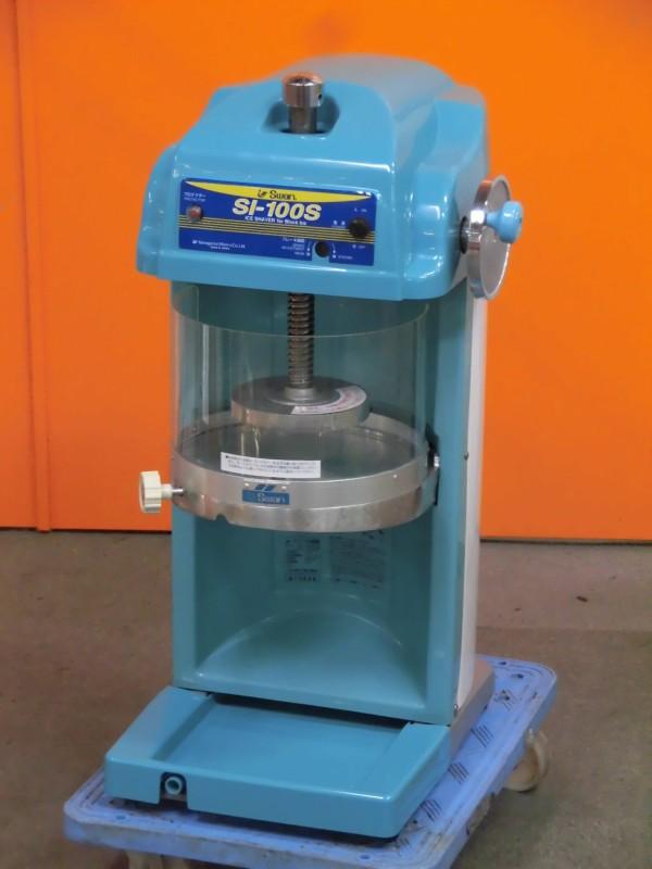 SWAN(池永鉄工) ブロックアイススライサー・かき氷機買取しました!