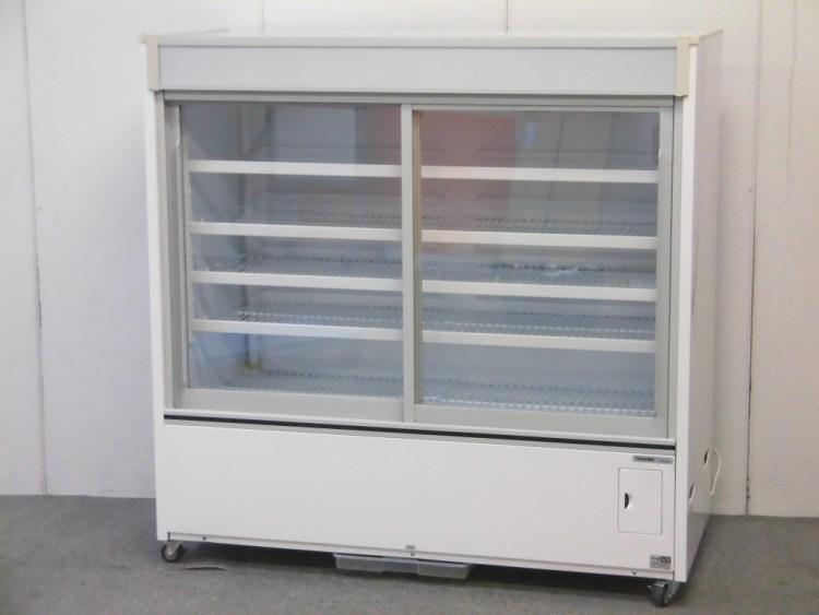 東芝 冷蔵ショーケース買取しました!