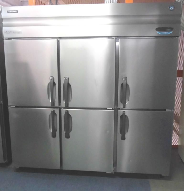 ホシザキ業務用縦型6ドア冷凍庫 �AHF-180X3詳細画像2