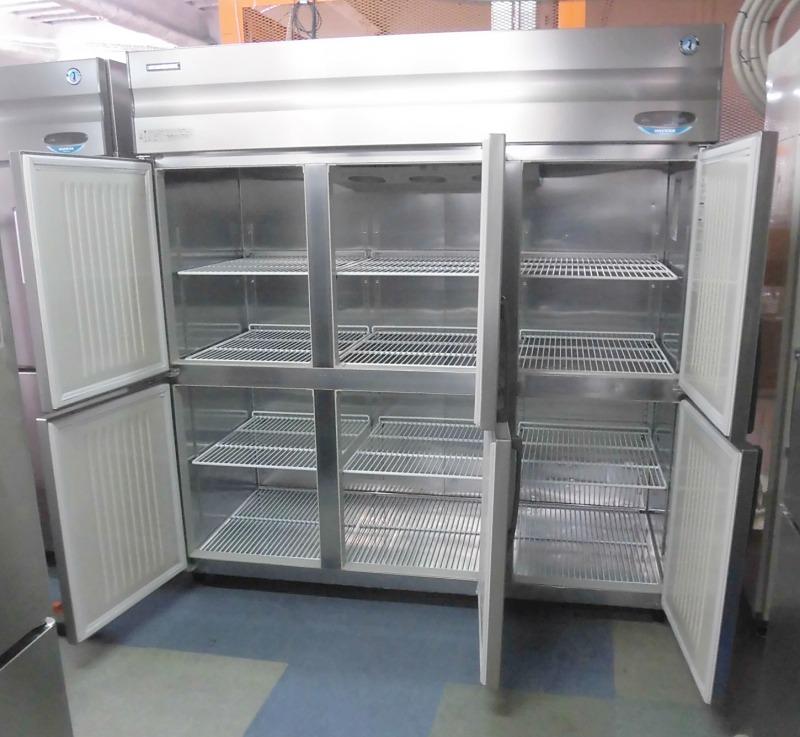 ホシザキ業務用縦型6ドア冷凍庫 �AHF-180X3詳細画像3