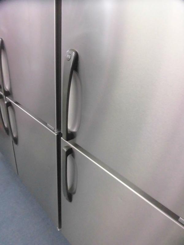 ホシザキ業務用縦型6ドア冷凍庫 �AHF-180X3詳細画像4