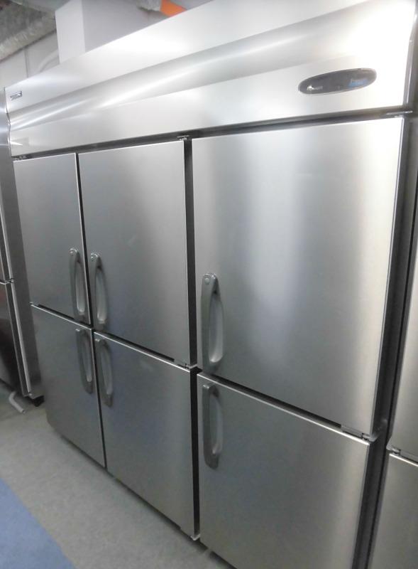 ホシザキ 業務用縦型6ドア冷凍庫�B買取しました!