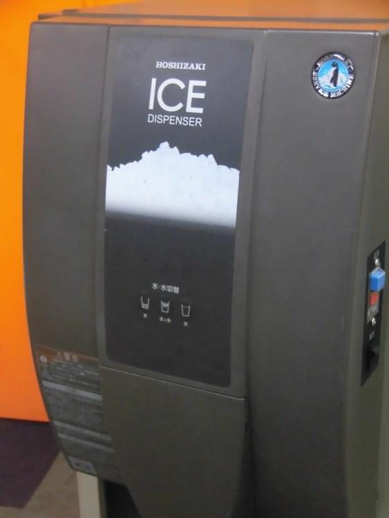ホシザキチップアイスディスペンサーDCM-115K詳細画像3