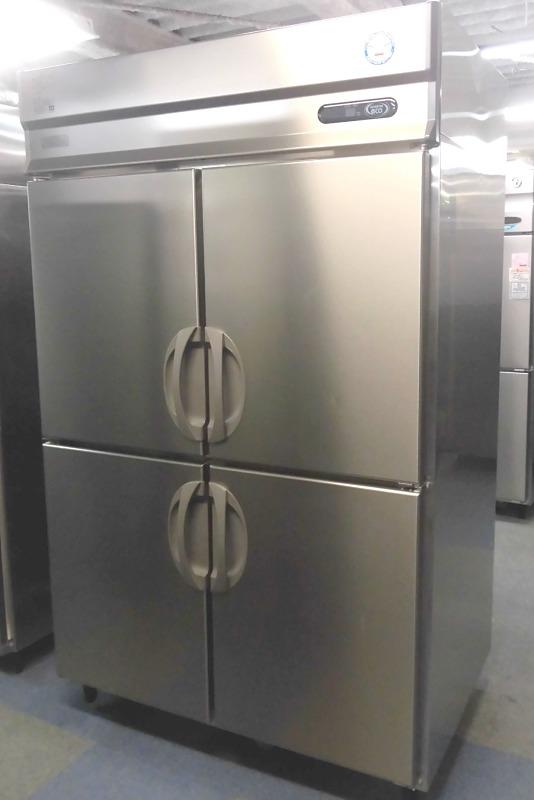 福島工業(フクシマ) 業務用縦型4ドア冷凍庫買取しました!