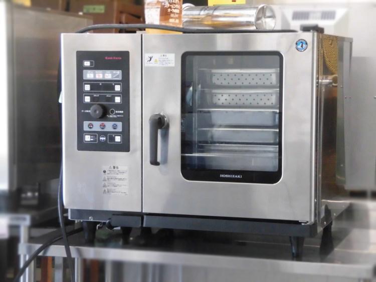 ホシザキ 電気スチームコンベクションオーブン MIC-6SA3-1