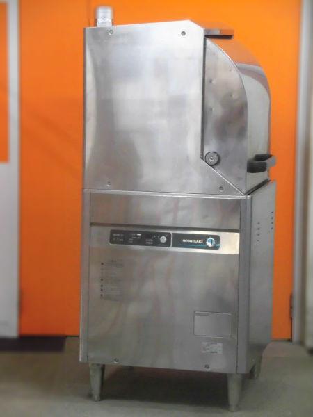 ホシザキ 食器洗浄機・右ドアタイプ JWE-450RUB3-R  2015 ¥305.000-