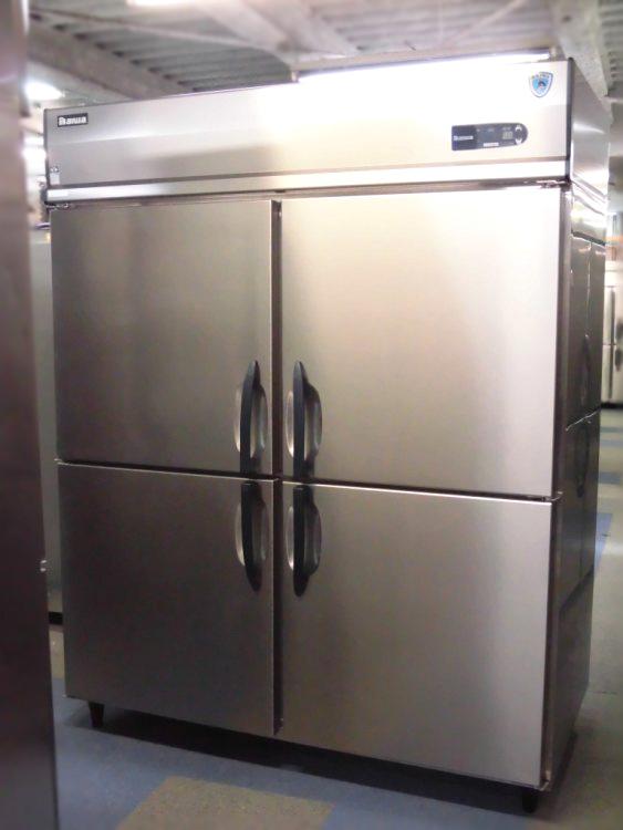 大和冷機 業務用縦型4ドア冷蔵庫 523CD-EC