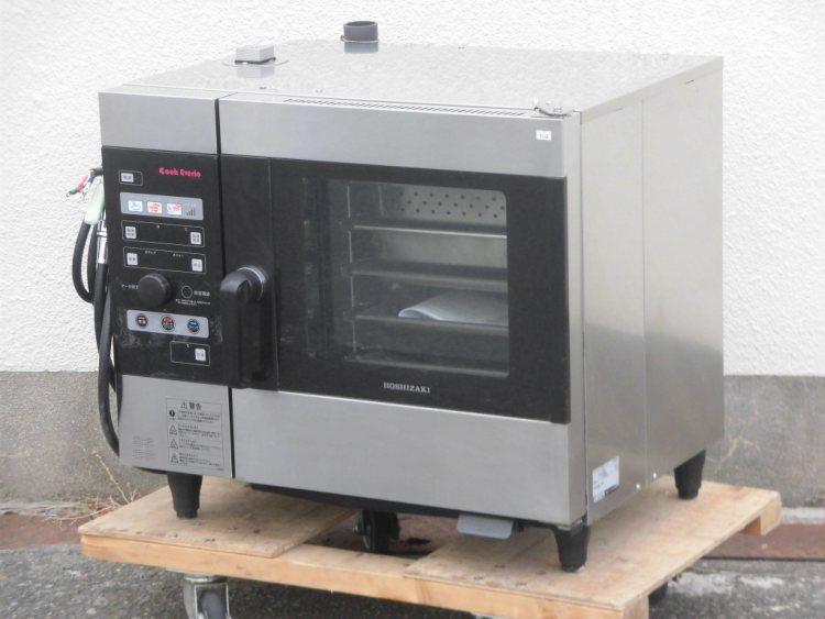 ホシザキ 電気スチームコンベクションオーブン買取しました!