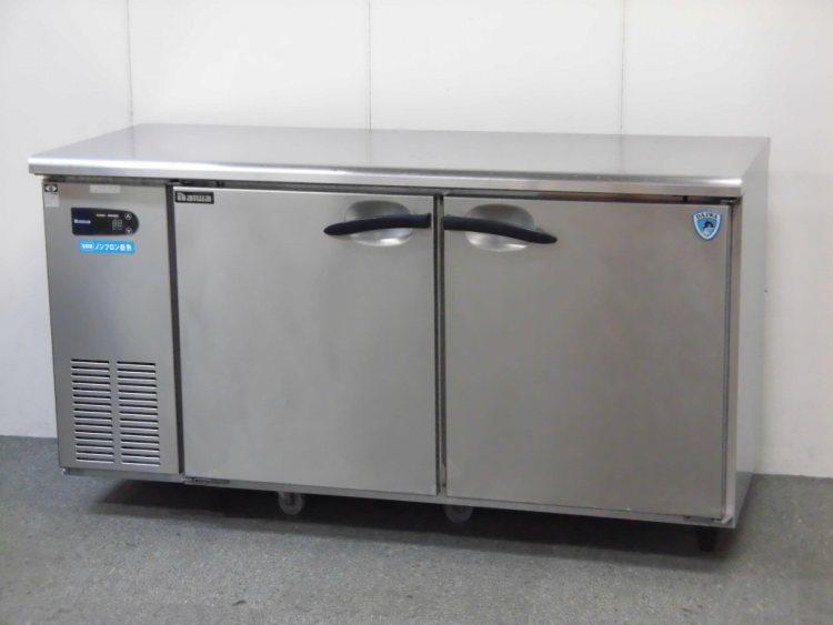 大和冷機 冷蔵コールドテーブル買取しました!