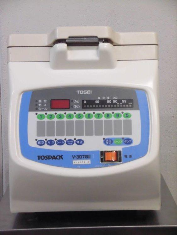 TOUSEI(東静電気)真空包装機V-307G-�U詳細画像2