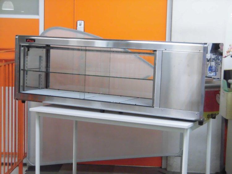 ネスター 卓上多目的冷蔵ショーケース RDC-151R405B