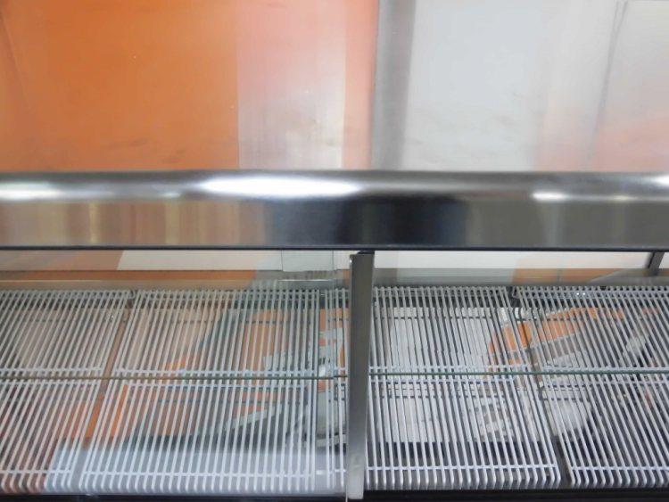 ネスター卓上多目的冷蔵ショーケースRDC-151R405B詳細画像2