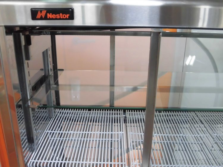 ネスター卓上多目的冷蔵ショーケースRDC-151R405B詳細画像4