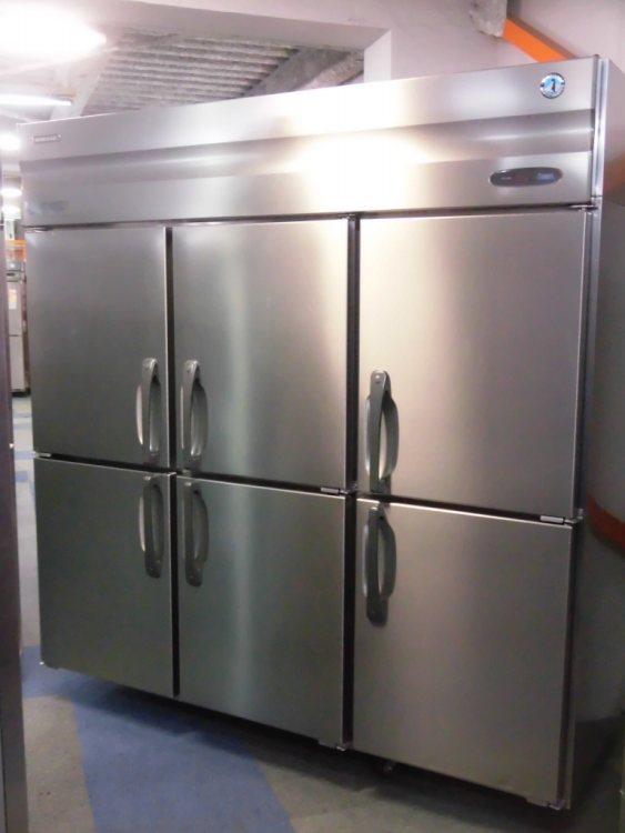 ホシザキ 業務用縦型6ドア冷凍庫買取しました!