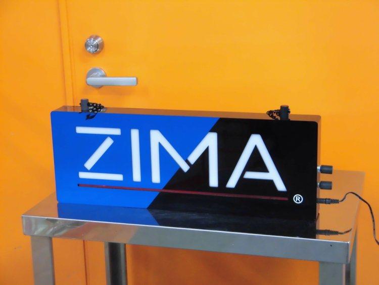 電光看板・ZIMA KBG1802