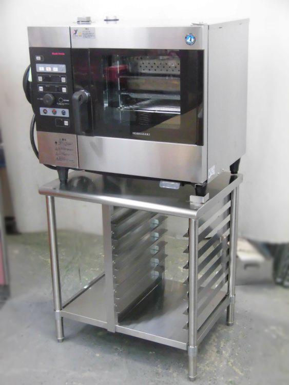 ホシザキ電気スチームコンベクションオーブンMIC-5TB3