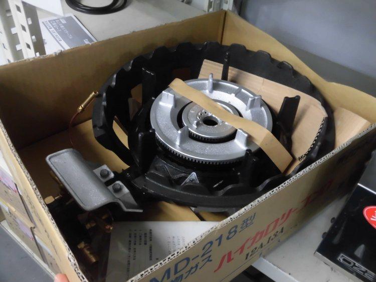 マルデ鋳器 鋳物コンロ買取しました!