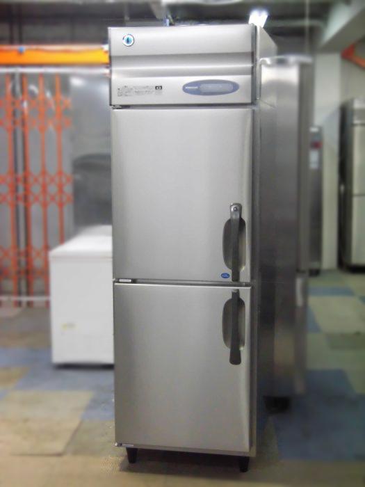 ホシザキ 業務用縦型2ドア冷凍冷蔵庫買取しました!