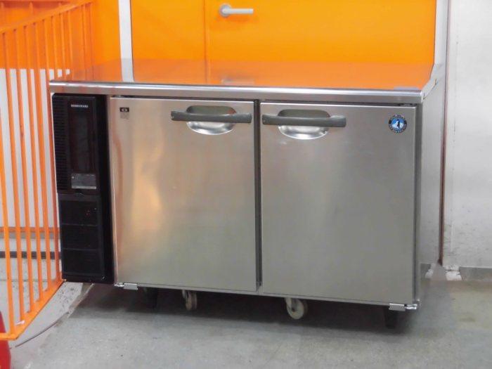 ホシザキ 冷蔵コールドテーブル RT-120PNE1