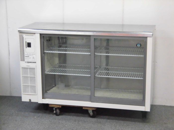 ホシザキ テーブル型冷蔵ショーケース RTS-120STB2