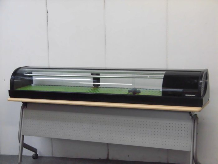 ホシザキ 冷蔵ネタケース HNC-180B-R-B