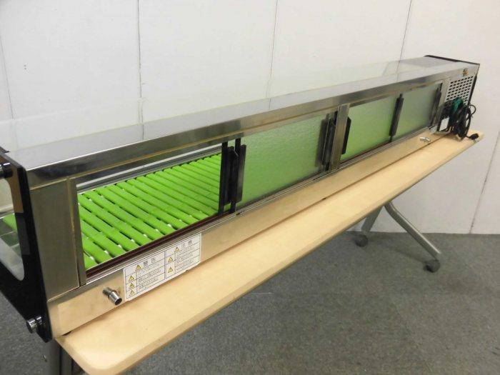 大和冷機冷蔵ネタケースDN601-L詳細画像2