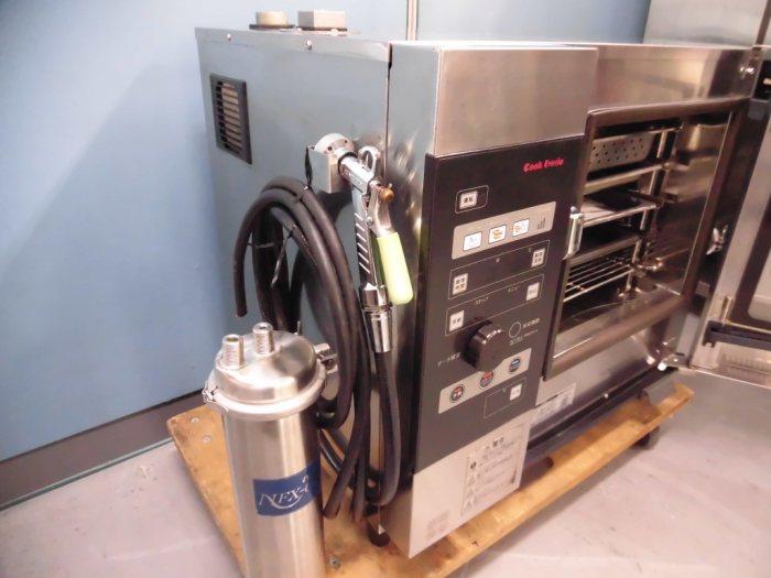 ホシザキ電気スチームコンベクションオーブンMIC-5TB3詳細画像4