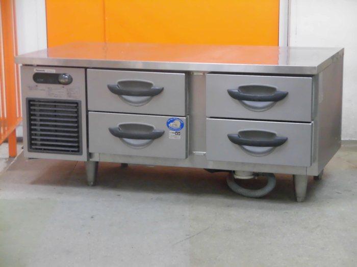 パナソニック 低ドロワー冷蔵コールドテーブル買取しました!